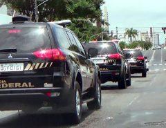 PF faz operação para desarticular quadrilha suspeita de 11 roubos a veículos dos Correios no RN