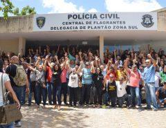 Com 3º pior salário do Brasil, policiais civis do RN deliberam por paralisação