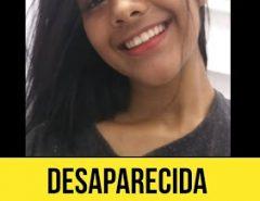 Continua desaparecida a jovem de 16 anos Yasmim Beatriz que já esta desaparecida a três semanas