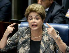 """""""Estarrecedor"""", diz Dilma sobre pedido de prisão negado por Edson Fachin"""