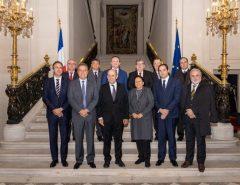 Consórcio Nordeste e França assinam carta de cooperação na área ambiental