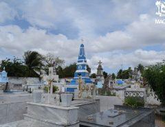 Macaíba: Cemitérios municipais recebem diversas melhorias para o feriado de Finados