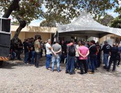 Sem acordo com governo, agentes e escrivães da Polícia Civil fazem paralisação no RN