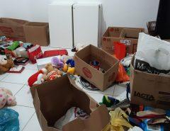 Bandidos fazem arrastão em casa em São José de Mipibu, na Grande Natal