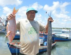 Boatos sobre animais contaminados derrubam venda de pescados no RN