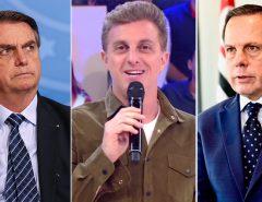 Revendo Conceitos: Embate Lula-Bolsonaro obriga Doria e Huck a rever táticas