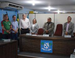 Fotos: Prefeito Dr. Fernando prestigia sessão solene em comemoração ao Dia do Agente de Saúde