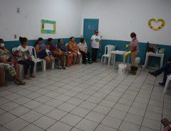 Fotos: Oficina modular oferecida pela SEMTAS no CRAS de Macaíba