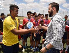 Em Macaíba, Prefeitura promove Campeonato Escolar de Fut 7 Society na Vila Olímpica