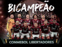 Dinheiro: Flamengo alcança R$ 80 milhões de premiação por título da Libertadores
