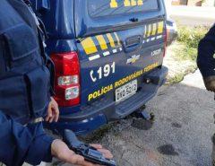 Heróis: PRF evita tragédia familiar em São José de Mipibu