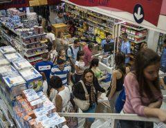 Comércio pode faturar R$ 3 bilhões com vendas para a Black Friday