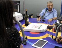 NA LINHA DE FRENTE: Garibaldi pode ser candidato ao senado