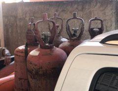 Em conjunto com PCRN, Polícia Civil do Ceará cumpre mandado de buscas e apreende gás hélio em Natal