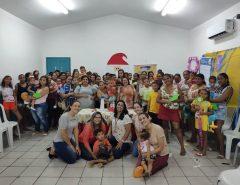 """Foto: Prefeitura de Macaíba realiza o workshop """"Emancipação feminina e suas possibilidades"""""""