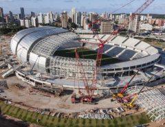 PF apura pagamento de propina durante construção da Arena das Dunas