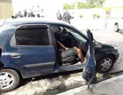 Bandido rouba carros, é baleado e morre na zona Norte de Natal