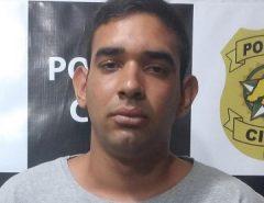 Polícia Civil prende homem por latrocínio contra policial em Macaíba