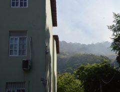 Corpo de Bombeiros combate incêndio florestal no Parque das Dunas