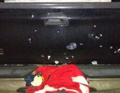 Violência: Comerciante de Caicó é perseguido por bandidos armados e tem veículo atingido por tiros na BR-427