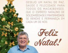 Mensagem de Natal do prefeito Dr. Fernando
