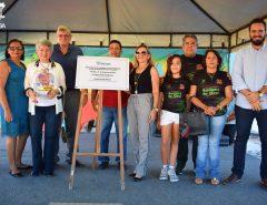 Macaíba: Prefeitura reinaugura ginásio Davi Florentino