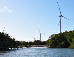 Petrobras pede licenciamento para instalar torre de energia eólica no mar do RN
