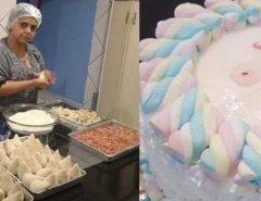 """Sem Noção: Confeiteira doa bolo para criança e mãe reclama: """"dê algo que preste"""""""