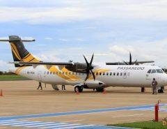 NOVA ROTA: Voepass fará voos de Fortaleza para Natal e Juazeiro do Norte a partir de fevereiro