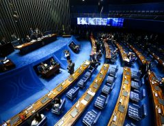 Senado aprova transferência do Coaf para Banco Central