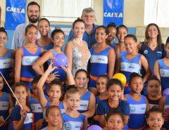 Projeto de ginástica da Caixa abre novas inscrições em Macaíba