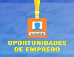 Atenção! 2020 começa com novas oportunidades de emprego em Macaíba