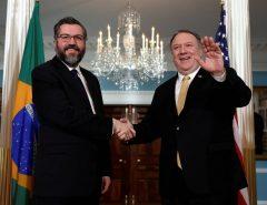 ALIANÇA FECHADA: Governo brasileiro manifesta apoio aos EUA contra Irã