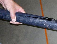Em Parnamirim, homem espanca mulher e enteada de 14 anos com barra de ferro (Atenção! Imagens Fortes)