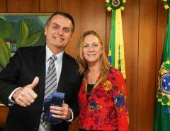 AS FEMINISTAS ENLOUQUECESSEM  : Quem é a ex-faxineira que emplaca indicações importantes no governo Bolsonaro?