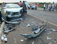Acidente automobilístico com vítima fatal em Mossoró