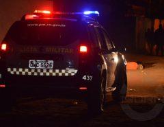 Em Parnamirim Bandido morre após troca de tiros com a PM em tentativa de arrastão em residência