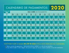 Governo Federal divulga calendário de pagamento do Bolsa Família para 2020