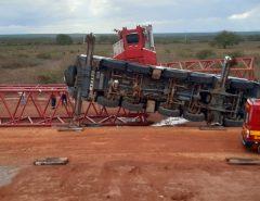 FATALIDADE: Operador de Guindaste morre em acidente de trabalho em Parque Eólico na região de Serra do Mel