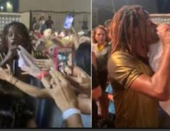 """Assédio: """"Não é não para mulher também"""", diz Toni Garrido após ser assediado no Carnaval de Natal"""