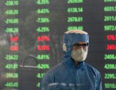 Coronavírus derruba bolsas na reabertura do mercado na China