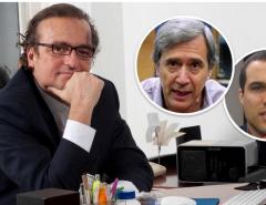 Dono da Jovem Pan esclarece mudanças no jornalismo e o futuro de Felipe Moura Brasil