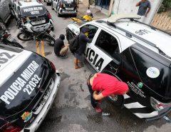 No Ceará 77 policiais são classificados como desertores