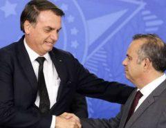 Bolsonaro nomeia Rogério Marinho como ministro do Desenvolvimento Regional