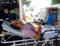Em Mossoró agricultor sofre tiro acidental ao limpar arma de fogo em Cordão de Sombras
