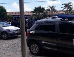 Após roubo de carro, dois morrem em perseguição policial no interior
