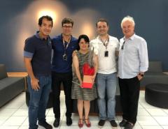 Natal: A primeira Professora síndrome de Down do Brasil é escolhida para dar nome ao Grêmio Estudantil do Colégio Porto