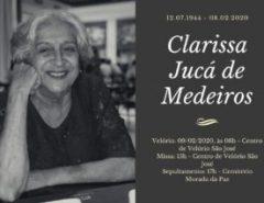 Morre viúva de Maurilio Pinto