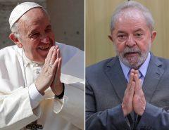 Momento de Fé: Lula marca encontro com o Papa Francisco