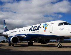 Azul Linhas Aéreas suspende voos para o RN até final de abril